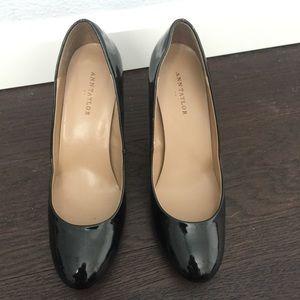 Ann Taylor heel, size 7 1/2M